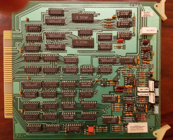 Allen USTG-5 Tone Generator Board #904-5712