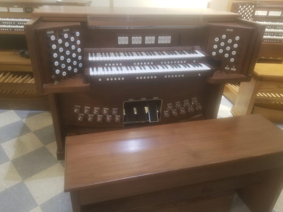 Pre-Owned Organs – R A  Daffer Church Organs