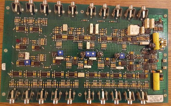 Allen ADC Audio Mixer #904-5803-3F
